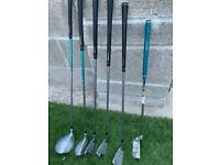 Us kids ul 48 dv3 junior golf clubs like new