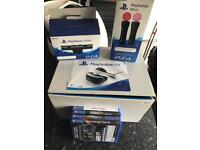 PlayStation VR and extras psvr