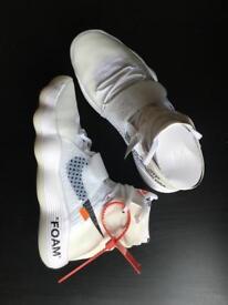 Nike Off White Hyperdunk Flyknit size 8,5