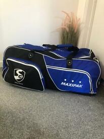 SG cricket bag