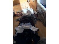 6-9 months boys clothes bundle including Ralph Lauren