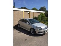 spares/repairs. 2007 vauxhall astra sri cdti ext. pack silver 110k miles.