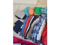 Boys clothes 4-5 yrs (19 items)