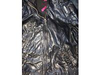 Henleys coat
