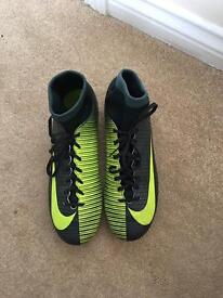 Nike Mercurial CR7 Sock Boots Size 6