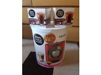 Brand New Nescafe Dolce Gusto Oblo Coffee Machine by Krups