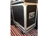 Mesa Boogie DC-3 guitar amp. top quality amp with custom flightcase on wheels