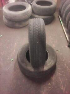 215/70/15 2 All Season GOODYEAR Tires, include installation, , 8/32 Tread, 70% Tread