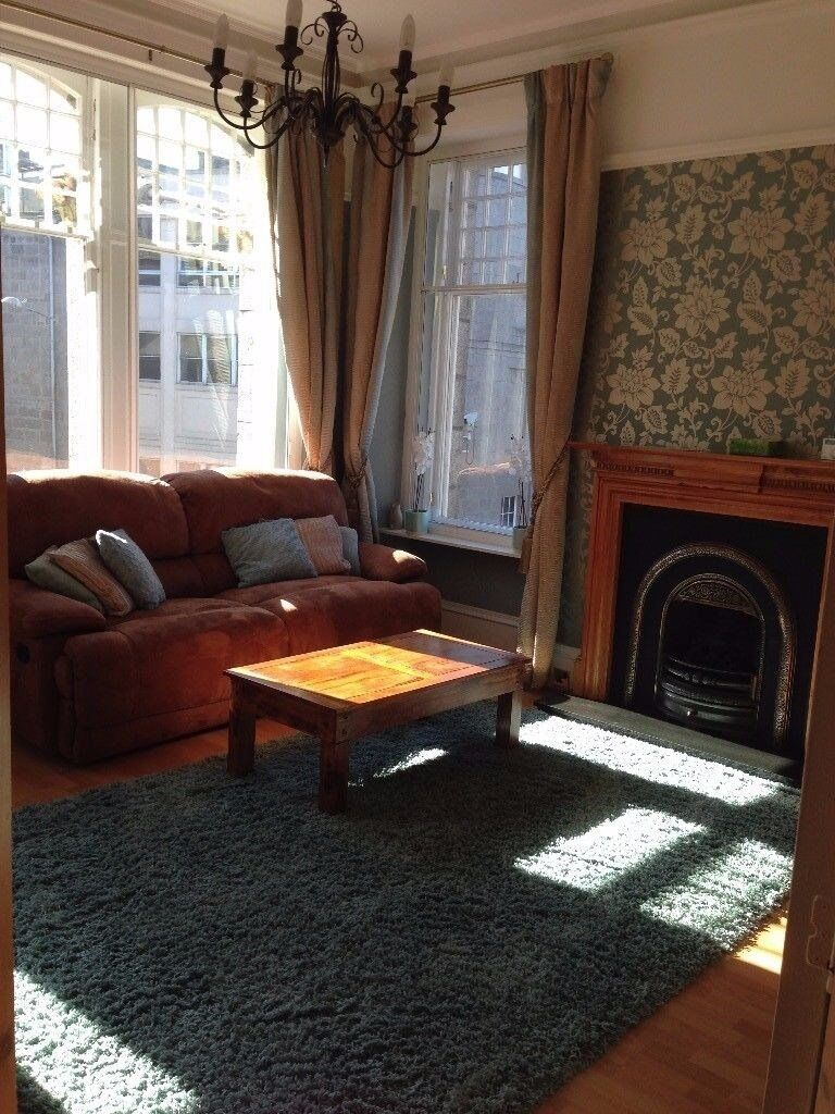 Large 2 Double Bedroom City Centre Flat - Dec/Jan Entry - Fully Furnished, Parking, Gas