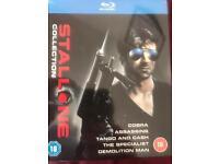 Stallone Bluray Boxset