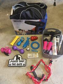 Puppy Equipment Starter Kit - Unused