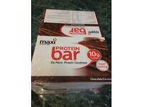 Maxi muscle promax bars
