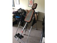 Inversion table, good condition