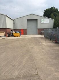 Industrial unit to let measuring 4338 sq ft in bury , lancs