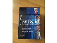 Official Gray's Anatomy Flash Cards, 2nd ed. - LIKE NEW