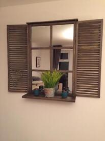 Shutter mirror / mirrors