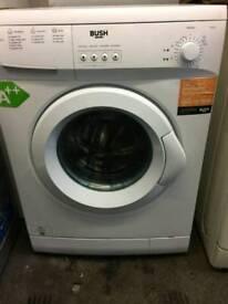 Bush washing machine 6kg A++