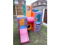 Playground for sale. Good condition, collection from Irlam