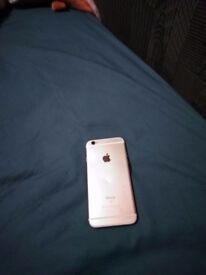 iPhone 6s rose gold spairs or repairs