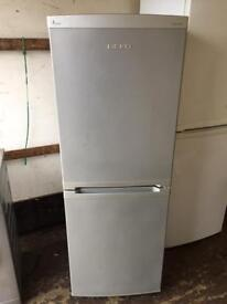 FRIDGE FREEZER -12MTHS WARRANTY + FREE DELIVERY