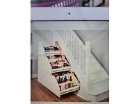 Clever Closet Understair Storage System