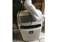 Delonghi Pinguino Eco F130 Air Conditioner with hose