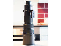 Nikon 200-400 f4 lens. Mk 1 lens. Very good condition