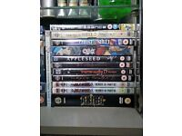Bunch of ANIME and MANGA DVDS