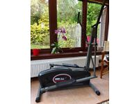 York 2100 Elliptical Trainer with manual