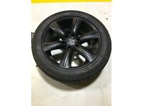 Mitsubishi L200 Alloys wheels and tyres