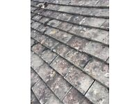Roof tiles (money going to charity)