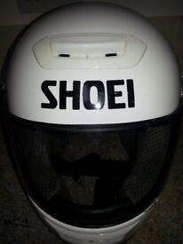 Shoei TXR Helmet. 59cms - Used