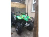 Hornet 90cc Quad - Green
