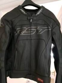 Motorcycle leather jacket RST CPX-C Pro