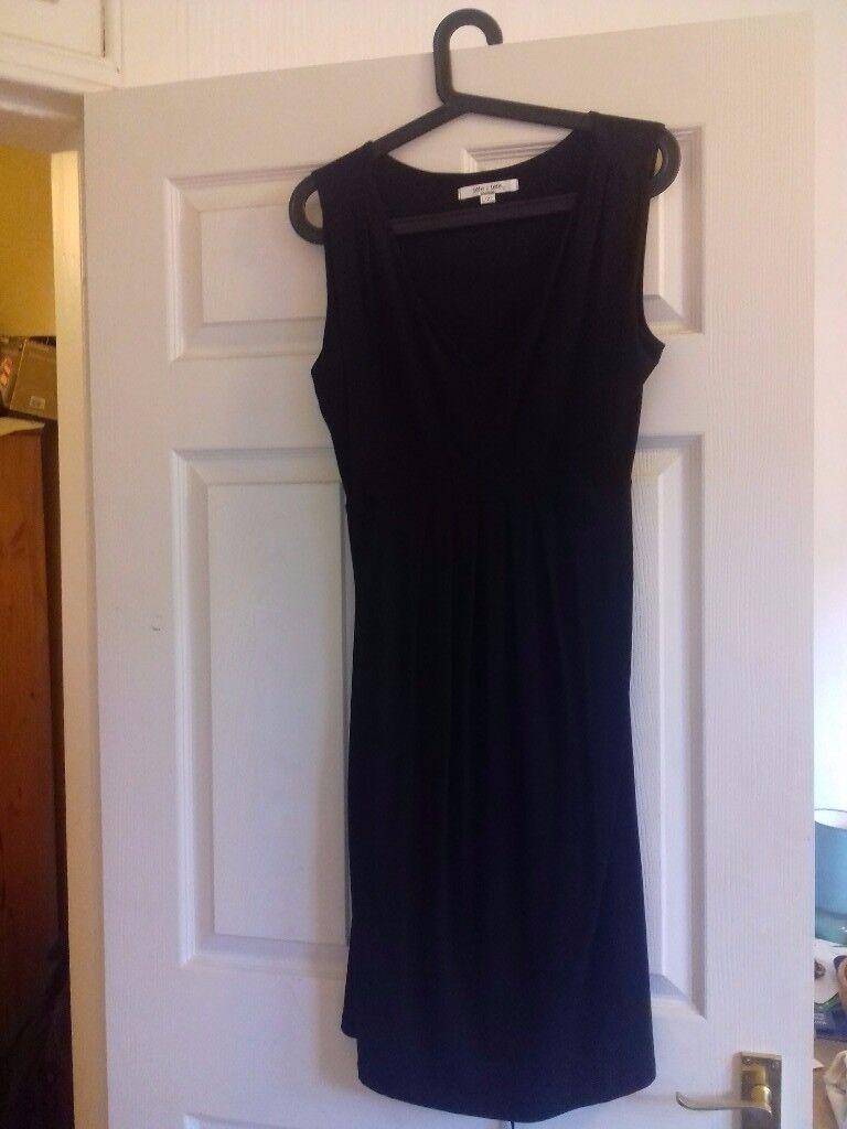 Maternity dress - black