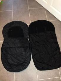 Cosy Toes for Pushchair
