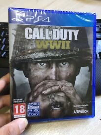 Call of Duty WWII - PS4 or Xbox One
