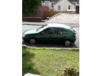 Renault, MEGANE, Hatchback, 2000, Manual, 1390 (cc), 5 doors
