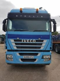 Iveco Stralis Active Space Lorry