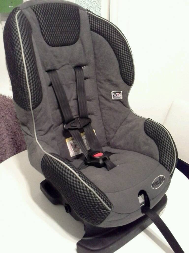 Second Stage Car Seat