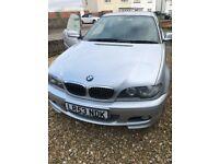 BMW E46 320 CI MSPORT £1250