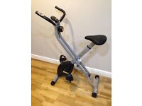 VFit folding magnetic exercise bike For Sale