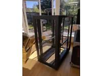 Dell 24U server cabinet