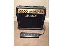Marshall AVT150 with foot switch