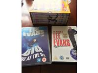 DVD - Lee Evans