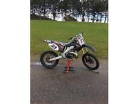 Honda cr 250 ,2004 ( not yz kx crf yzf cr250 )