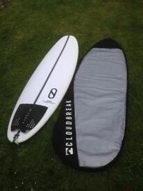Kelly Slater Omni Surfboard