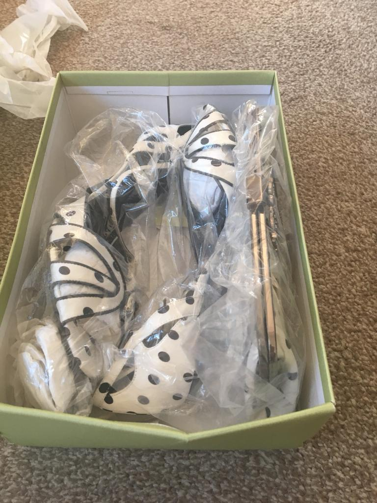 Dune size 6 shoes with matching bag gosforth area