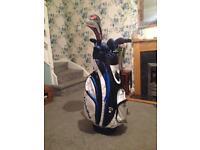 Golf set £280 or nearest offer