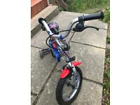 Boys 14 inches Cycle... Good Condition